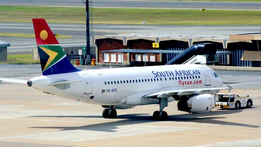 South-African-Airlines-Airbus-A319-ZS-SFG